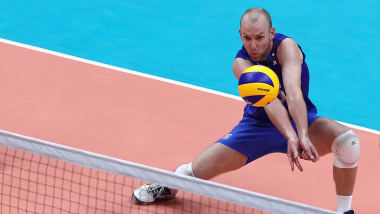 RUS vs IRI | FIVB Olympisches Qualifikationsturnier Herren - Sankt Petersburg