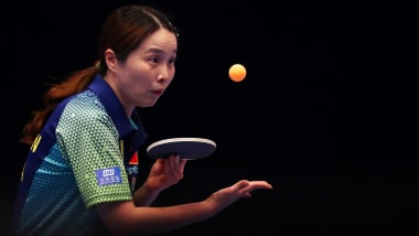 Semi-finals | ITTF Challenge Plus Open - Pyongyang