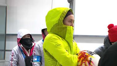 로라 디즈, 여자 동메달 획득 | 스켈레톤