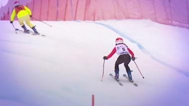 Слалом, 1 заезд, женщины | Чемпионат мира - Краньска-Гора