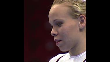 Karen Cockburn in Sydney 2000