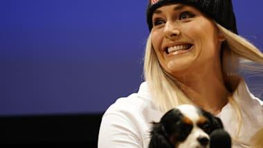 リンゼイ・ボン、故障からの復帰と今季の意気込みを語る