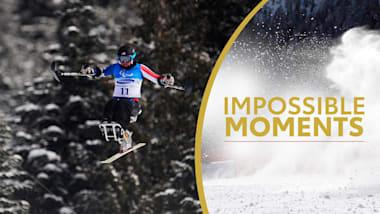El histórico doblete de Alana Nichols para USA | Impossible Moments