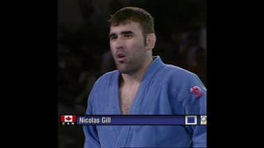 Nicolas Gill in Sydney 2000