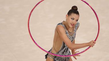 アメリカのエビータ・グリスケナス、オリンピック出場決定の喜びを語る