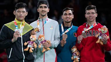 남자 -73kg - 태권도 | 부에노스 아이레스 2018 YOG