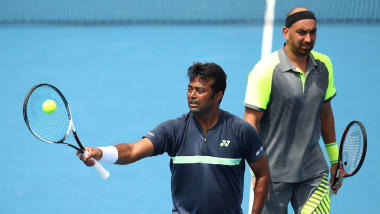 Leander Paes sets his sights on Tokyo 2020