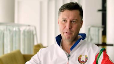 'Taichi Master' Samsonov motiviert, mit 43 Jahren weiterzumachen