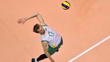 CMR vs AUS | FIVB Olympisches Qualifikationsturnier Herren - Bari