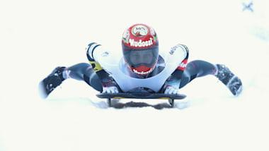 Day 1 -Women Skeleton- Run 1 | IBSF Bobsleigh & Skeleton World Cup - Calgary