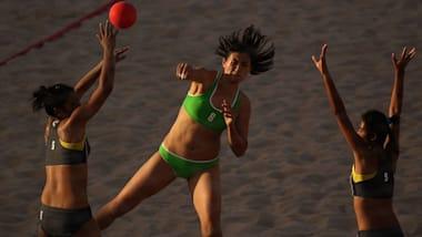 Damen Halbfinals 1 | Beach Euro Cup - Stare Jablonki
