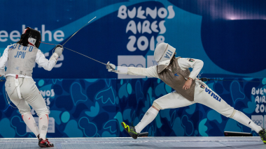 Mixed Continental Team finals - Fencing | Buenos Aires 2018 YOG