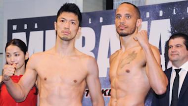 金メダル世界王者・村田諒太、王者ブラントにリベンジなるか?|ボクシングWBA世界ミドル級王座戦