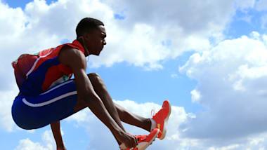 I will medal at Tokyo, says Cuban triple jumper Diaz