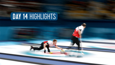 Tag 14 Highlights | Pyeongchang 2018