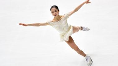 フィギュア、全日本選手権女子SPで5連覇を目指す宮原知子が首位発進…紀平梨花は転倒響き5位
