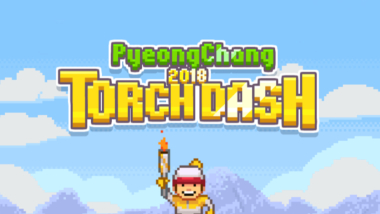 Torch Dash PyeongChang 2018