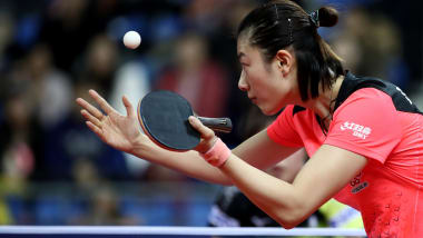 Exclusive! Ma Long reveals: This makes Ding Ning so special