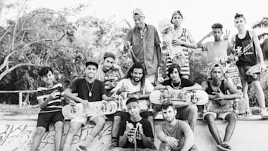A cena underground do skate em Havana | Arriba Cuba