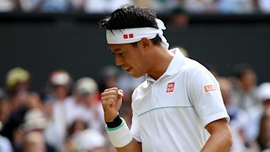 テニス世界ランキング発表:大坂なおみは2位、錦織圭は7位で変動なし