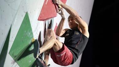 半决赛 | IFSC 领攀世界杯 -克拉尼
