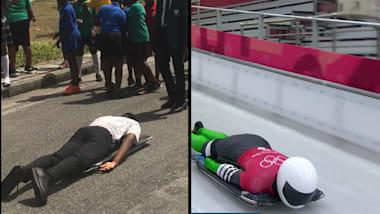 Олимпийская лихорадка охватывает нигерийскую молодежь
