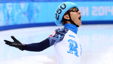 Short track great Viktor Ahn retires from speed skating