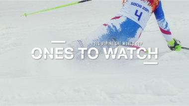 Ones to Watch - Le ski alpin