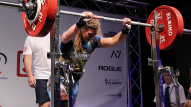 74kg (M), 72kg (F) y 83kg (M) | Campeonato Mundial Clásico - Helsingborg