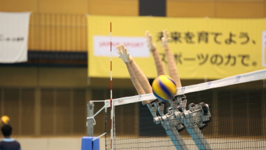 Can the 'Block Machine' give Japan an edge?