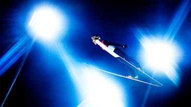 Bereit für die Skisprung-Saison?