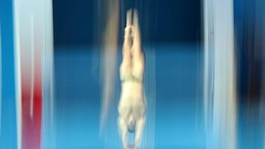 男子3米板预赛   跳水 - FINA 世锦赛 - 光州