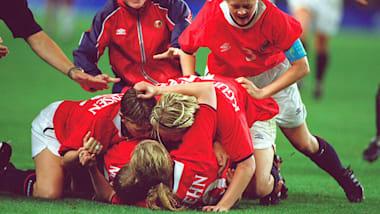 Top 5: Football golden goals at the Olympics