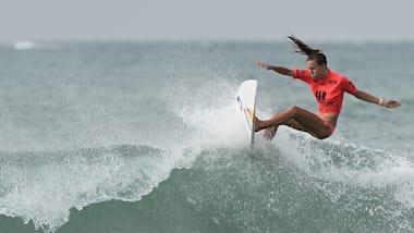 Justine Dupont: Como a poluição afeta meu surfe
