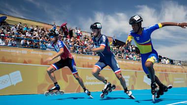 Patinação Velocidade Inline -Qual. Comb. Sprint 500m | YOG Buenos Aires 2018