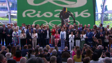 奥林匹克日:运动员分享对于运动的热情以及IOC的历程