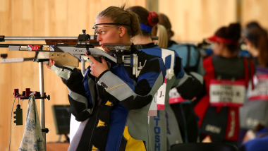 Women's 50m Rifle 3 Positions Final| ISSF World Cup Rifle / Pistol - Beijing
