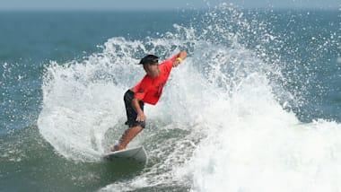 【サーフィン】WSG大会9日目:村上舜が五輪出場内定…強豪スレーターを下すも決勝は4位