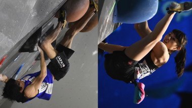 Japan sweep bouldering titles at Asian Championships
