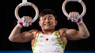 Takeru Kitazono: The new Uchimura?