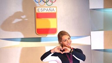 Lydia Valentin ha recibido su medalla de oro reasignada de los Juegos Olímpicos de Londres 2012 en halterofilia