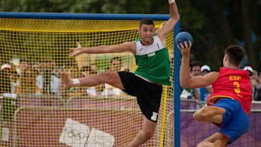 Men's Gold Medal Match - Beach Handball | Buenos Aires 2018 YOG