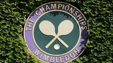 テニス: ウィンブルドン選手権予選始まる