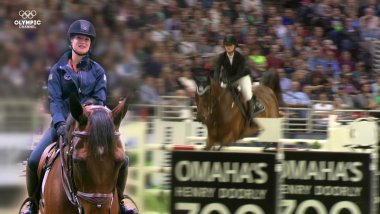 Jennifer Gates chases her equestrian dream