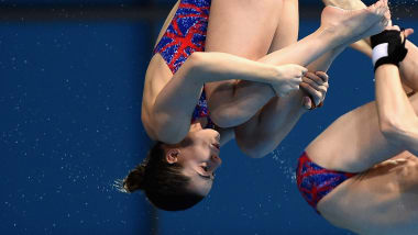 Finale 10m sincro misto | Tuffi - Universiadi Estive - Napoli