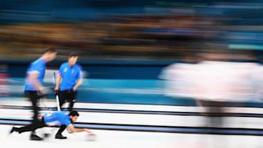 男子-瑞典 vs意大利 | 欧洲冰壶锦标赛 - 塔林