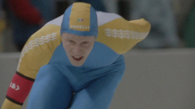 Lo mejor de Tomás Gustafson, patinaje de velocidad