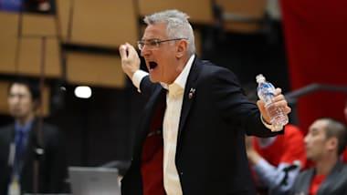 バスケ日本代表のラマスHC、イランを警戒「完璧な試合をしないと勝てない相手」