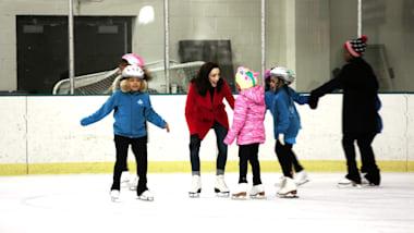 Meryl Davis inspiring young girls through 'Figure Skating in Detroit'