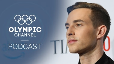 Podcast: Adam Rippon with Meryl Davis